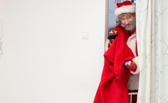 Odwiedził nas Mikołaj!